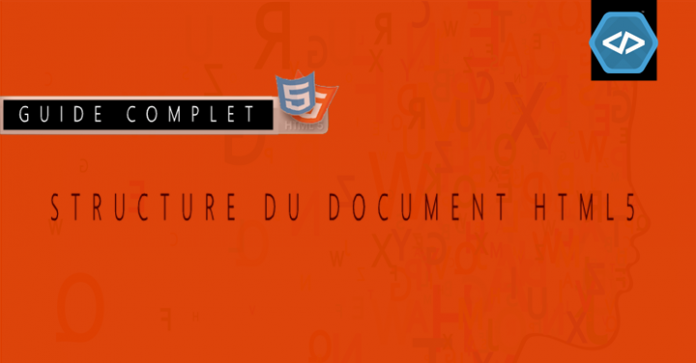 Structure Document HTML5