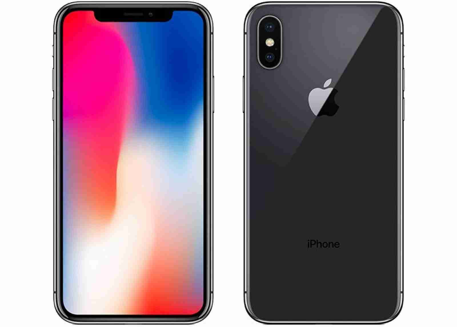 iPhone X - Conception