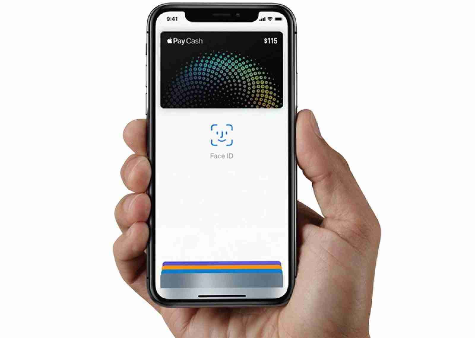 iPhone X - Face ID Apple Pay