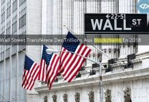Blockchains - Wall street