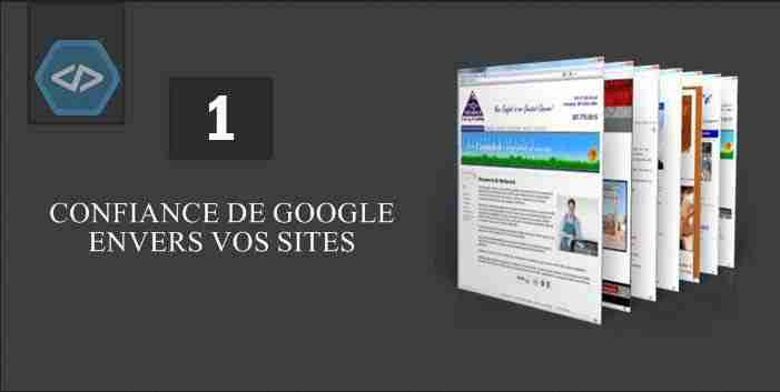 SEO OnPage - Confiance Envers Vos Sites