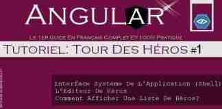 Angular Tour De Héros 1