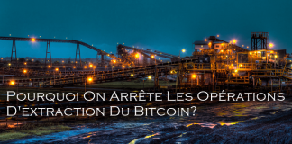 Bitcoin Interdiction D'extraction