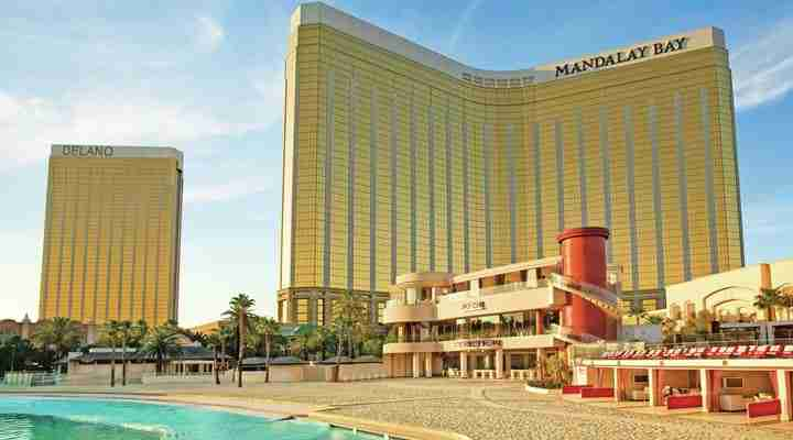 Blockchain - l'architecture de mandalay bay